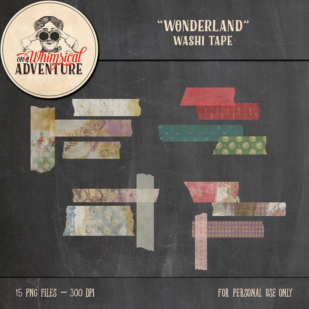OAWA-Wonderland-WashiTape