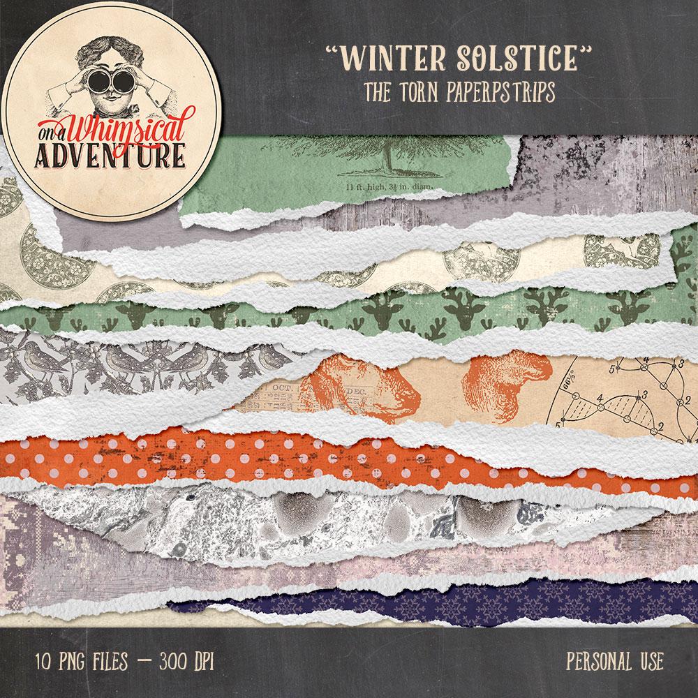 wintersolstice-tornpaperstrips