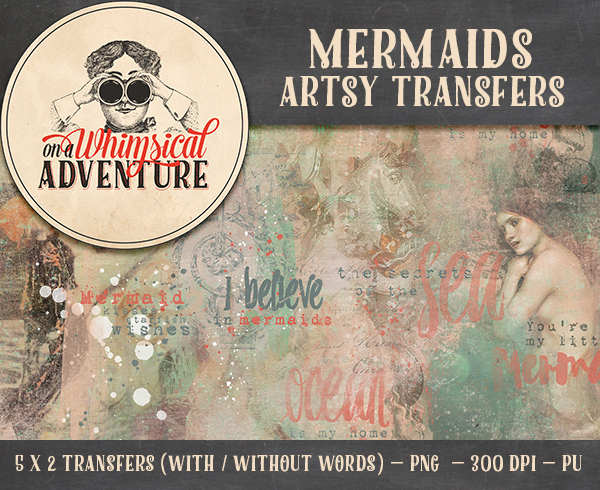 artsy transfers