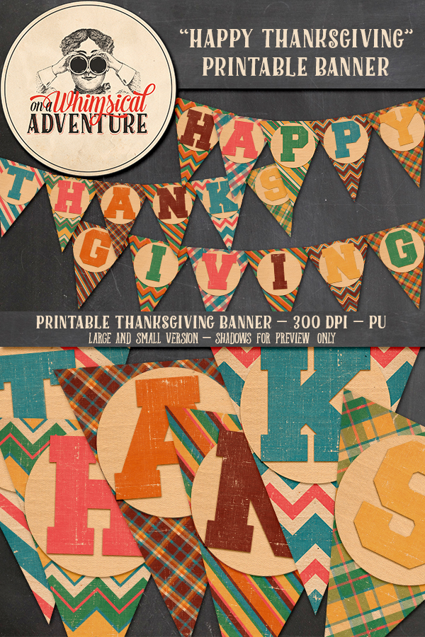 9042OAWA Happy Thanksgiving Banner Preview1
