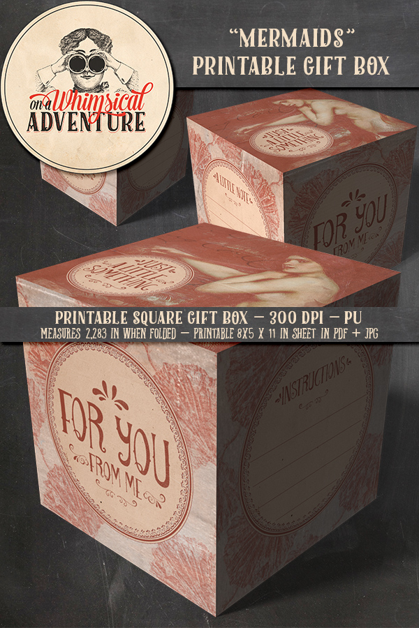 9044OAWABOVI Mermaids Gift Box Preview1