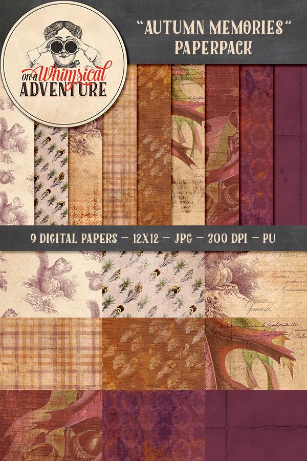 9048OAWAPAVI Autumn Memories Preview 1
