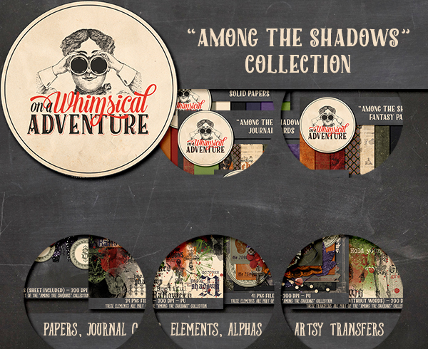 Among The Shadows Pack Image sneak peek