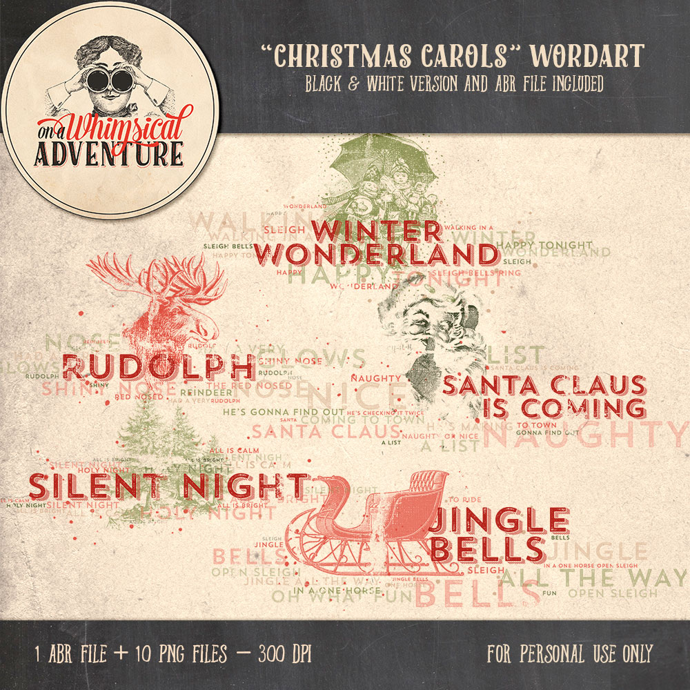 OAWA-ChristmasCarolsWordart-Preview