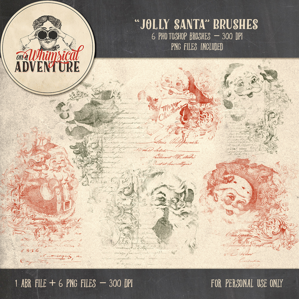 OAWA-JollySantaBrushes-Preview