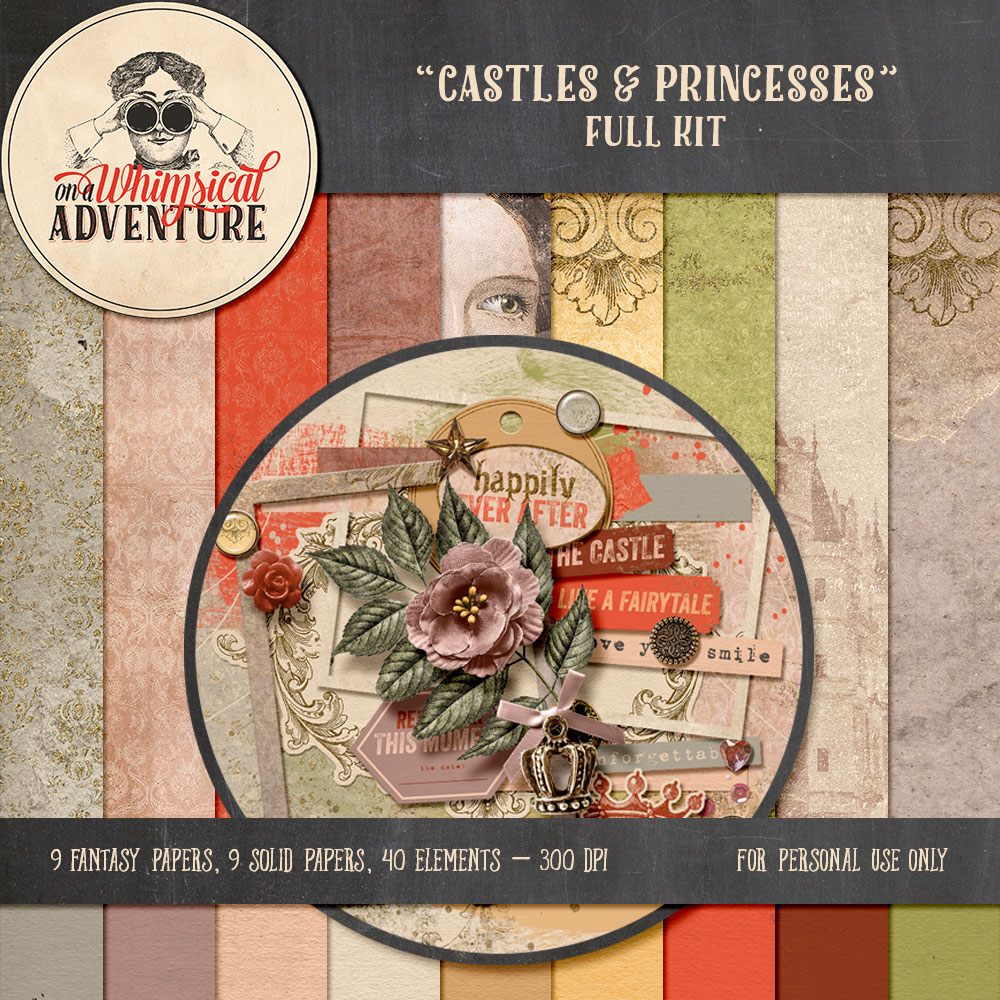 OAWA-CastlesAndPrincesses-PageKit