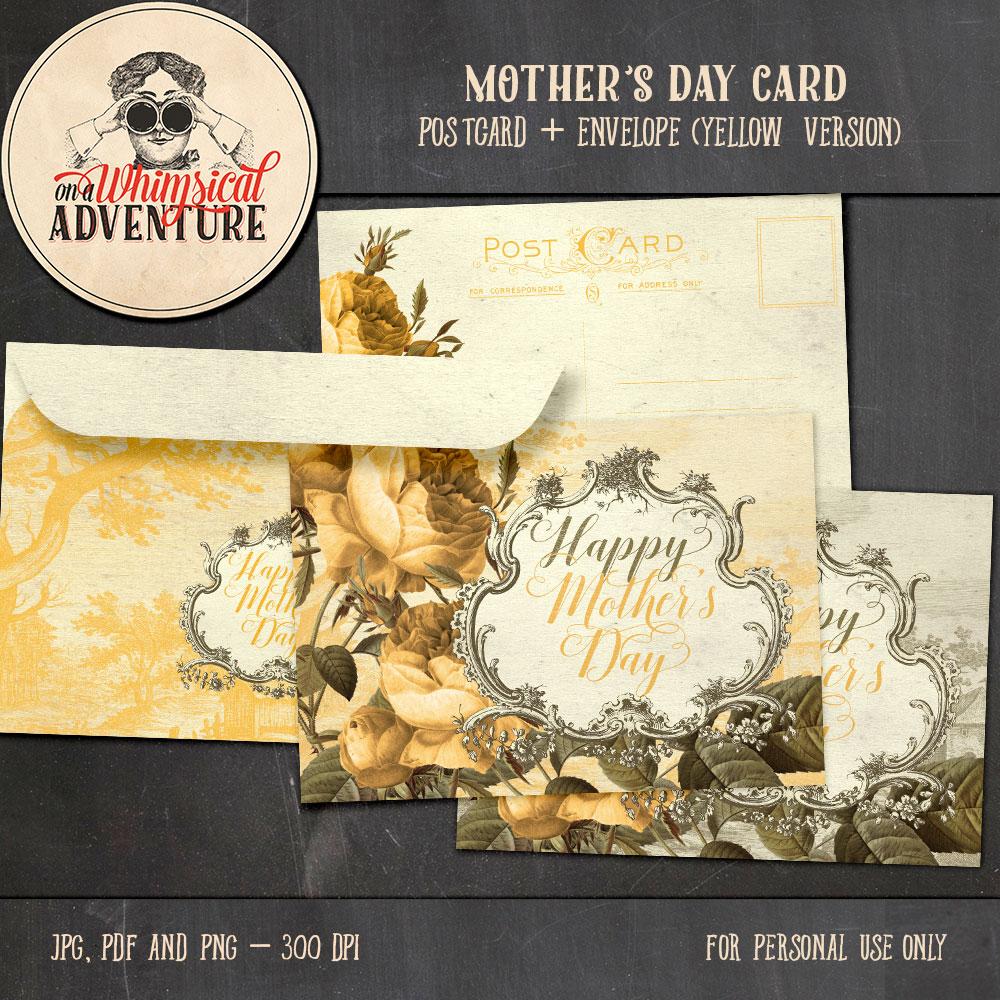 OAWA-MothersDayCardYellow