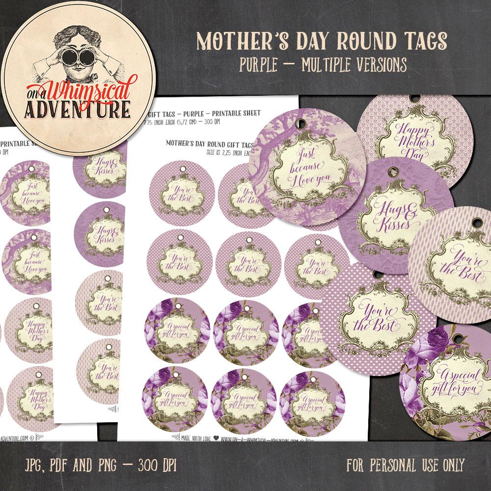 OAWA-MothersDayRoundTagsPurple