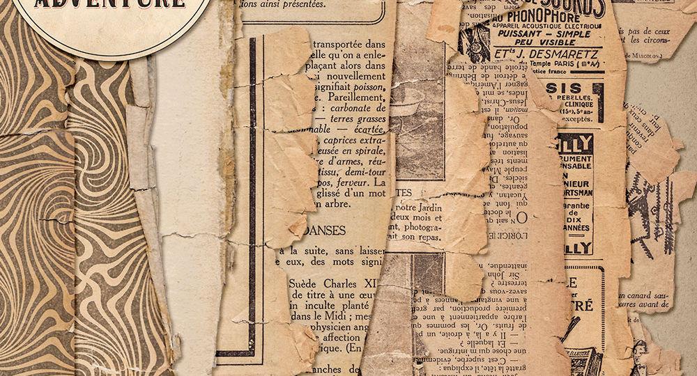 OAWA-VintageNewspaperTexturesCUPreview1