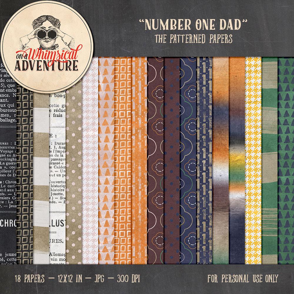 OAWA-NumberOneDadPatternedPapers1