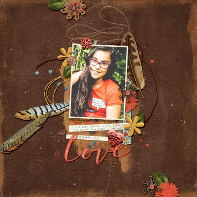 Whimsical Templates Vol03 | Hippie Spirit Collection
