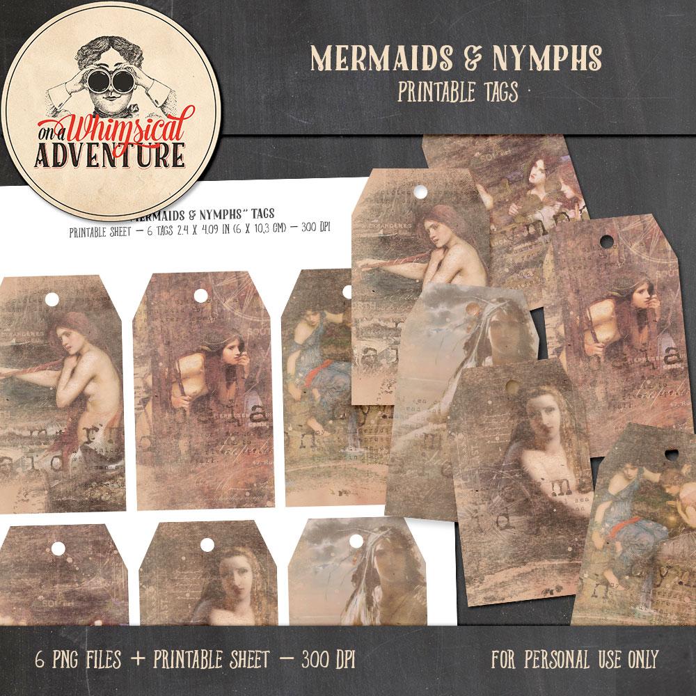 MermaidsAndNymphsTags-PV