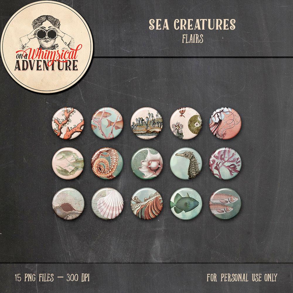SeaCreaturesFlairs-PV