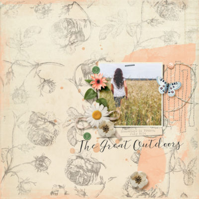 Whimsical Templates Vol03 | Things To Do In The Garden Collection