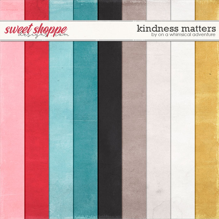 Digiscrapparade-KindnessMatters