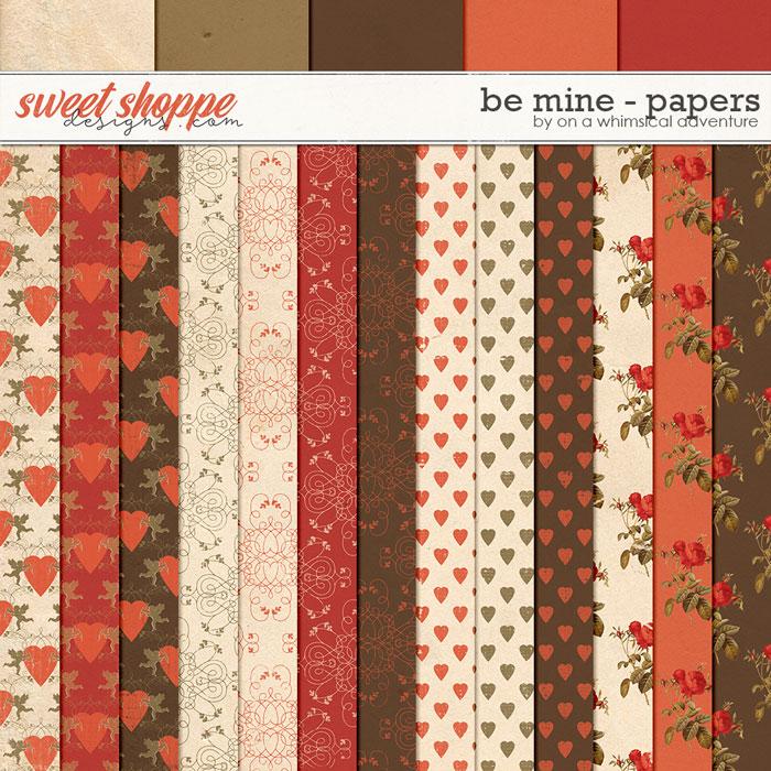 OAWA-BeMine-Papers