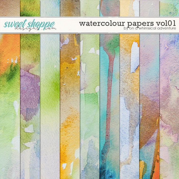 OAWA-WatercolourPapers-Vol01
