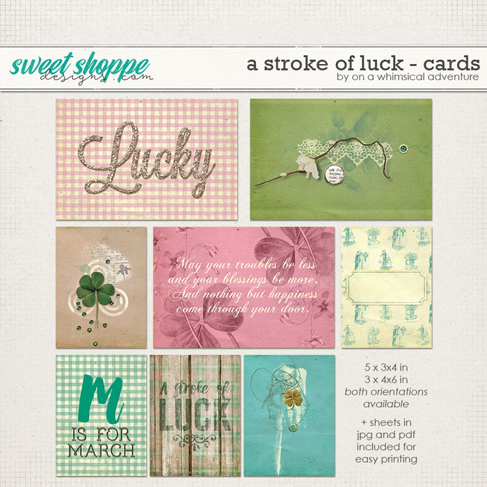 OAWA-AStrokeOfLuck-JournalCards