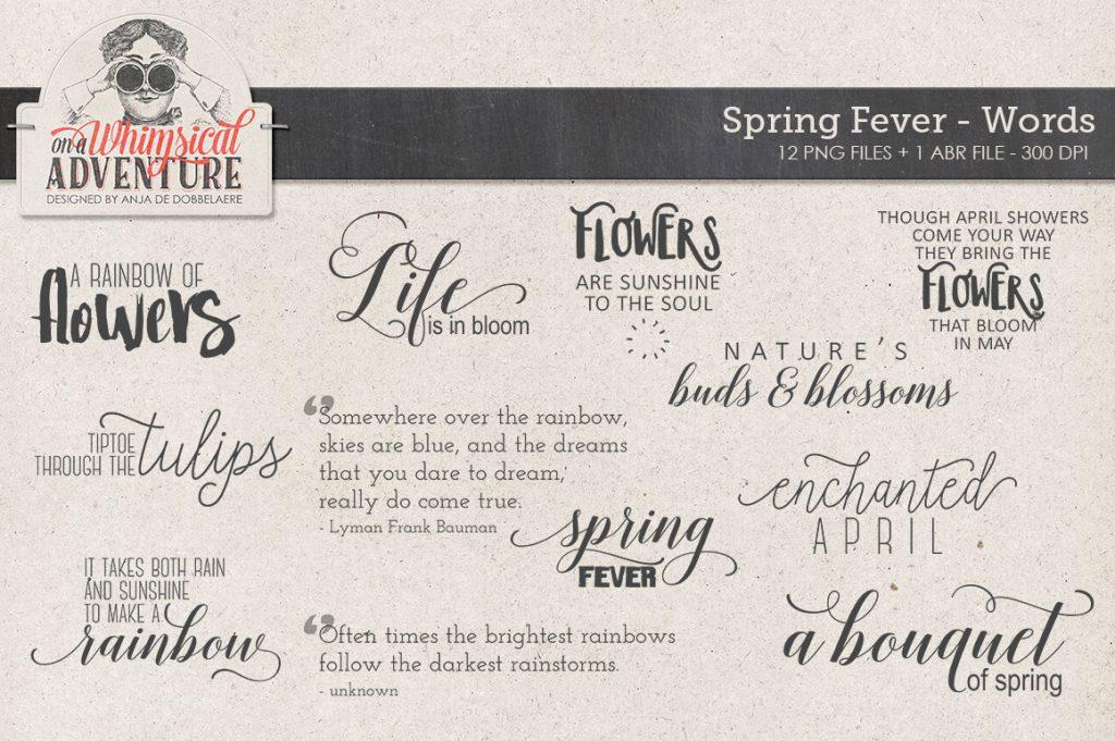 OAWA-SpringFever-WordArt-PV1