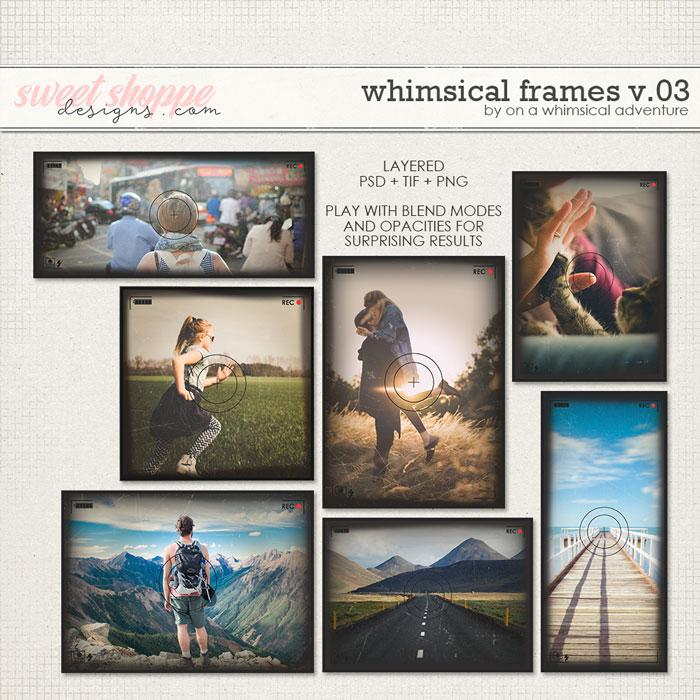 OAWA-WhimsicalFramesVol03