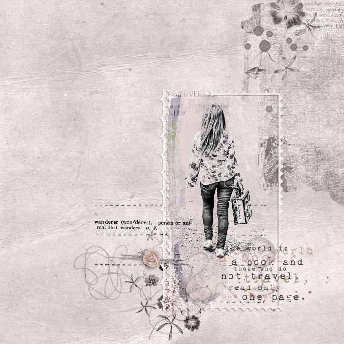 LO1#Sylvia#Wanderlust